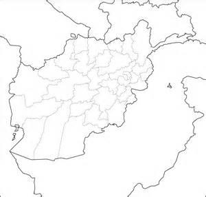 Afghanistan Pakistan Map Outline by Afghanistan Landkarten Kostenlos Cliparts Kostenlos