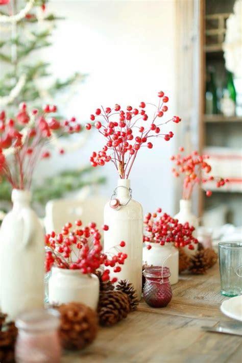 tisch weihnachtsdeko tischdeko zu weihnachten 100 fantastische ideen