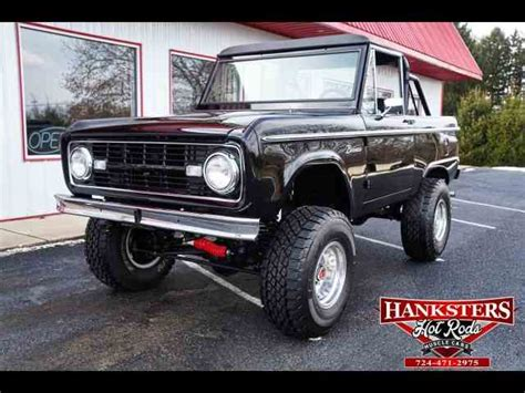 1968 Ford Bronco by 1968 Ford Bronco For Sale On Classiccars