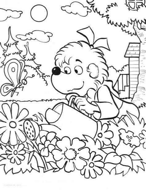 disegni di giardini da colorare disegno giardino giardini 4 da colorare