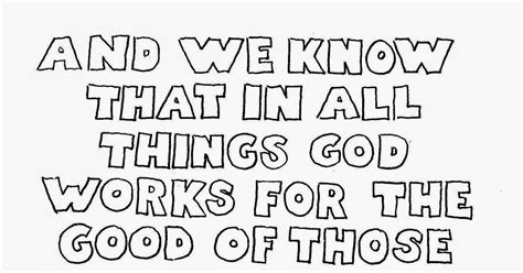 Romans 8 Coloring Page by Coloring Pages For By Mr Adron In Everything God