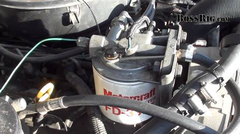 2008 s550 rear window screen not going into door fuel diagnosis fix part 1 2 diesel idi ford