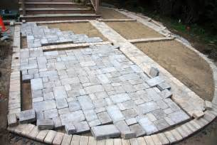 How To Put In A Paver Patio Recent Work Affordable