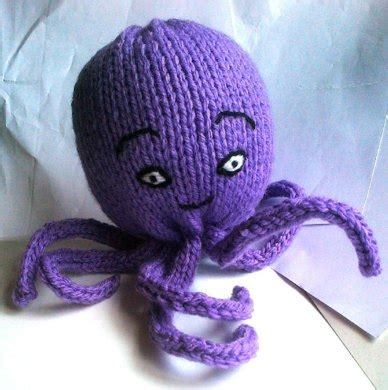knitting pattern octopus toy chunky octopus knitting pattern by alice jones knitting