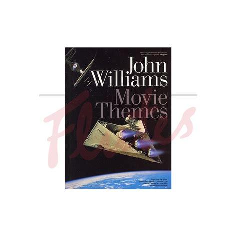 themes in book of john john williams john williams movie themes just flutes