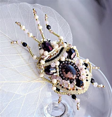bead bug get stung by this inspiring insect jewelry