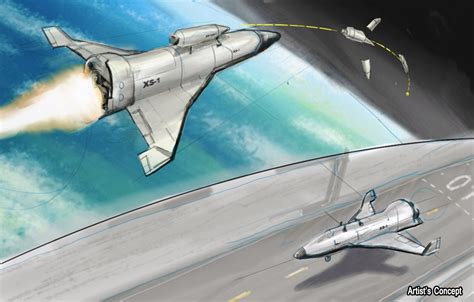 Space Army Bomber For new us space plane aims for 2017 liftoff