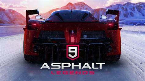 asphalt 9 legends si aggiorna corse a 60 fps su iphone xs xs max e xr