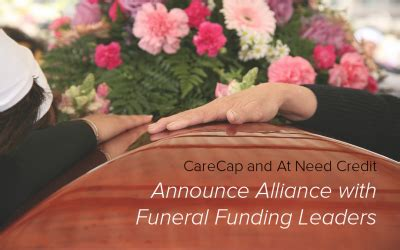 funeral news at need credit payment plans for funeral blog carecap payment plan platform makes life affordable