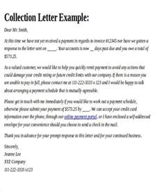 Letter Collection Collection Letter Exles