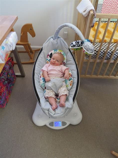 infant swing reviews 4moms mamaroo review babygearlab