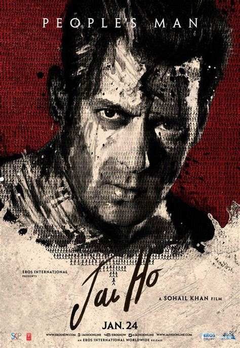 film india terbaru jai ho bollywood movie jai ho movie poster 2014
