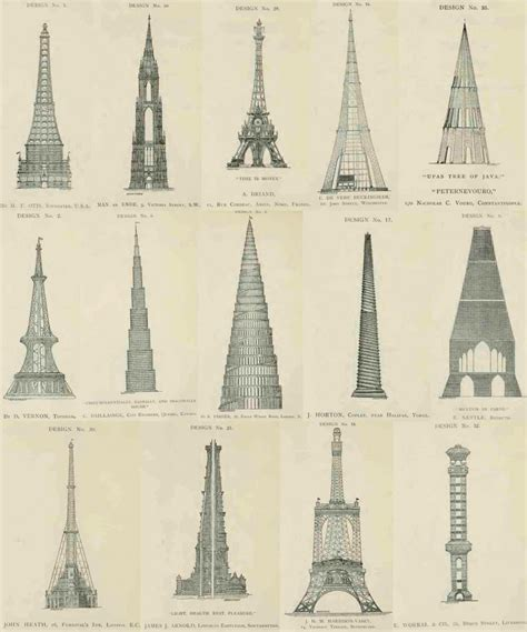 who designed the eiffel tower daily history picture eiffel tower possibilities