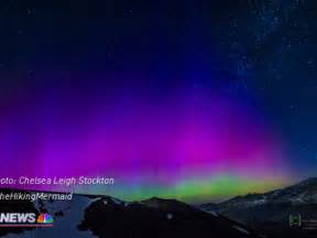 new forecast northern lights unlikely in colo wednesday