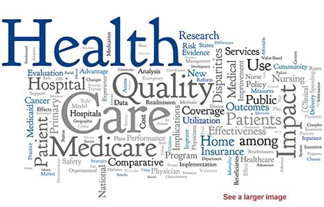 jphmp s 21 health studies on policy administration books academyhealth 2012 word cloud