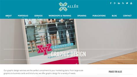 place design group instagram graphic design trends allee creative