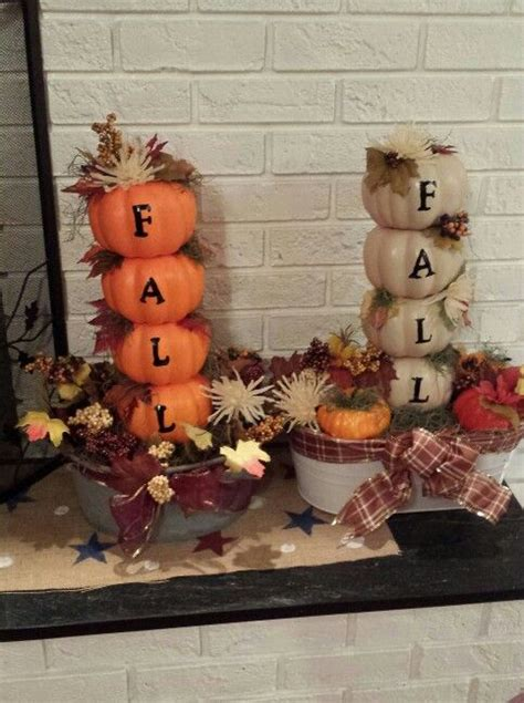 home made fall decorations 25 unique dollar tree fall ideas on pinterest fall
