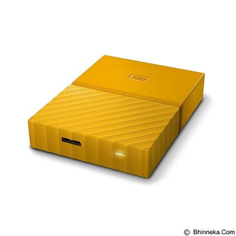 Jual Wd My Passport New 4tb Hdd Hd Hardisk Harddisk External jual wd my passport new 4tb usb 3 0 wdbyft0040byl