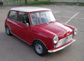 Mini Cooper Morris For Sale Bat Exclusive Upgraded 1961 Mini Seven Bring A