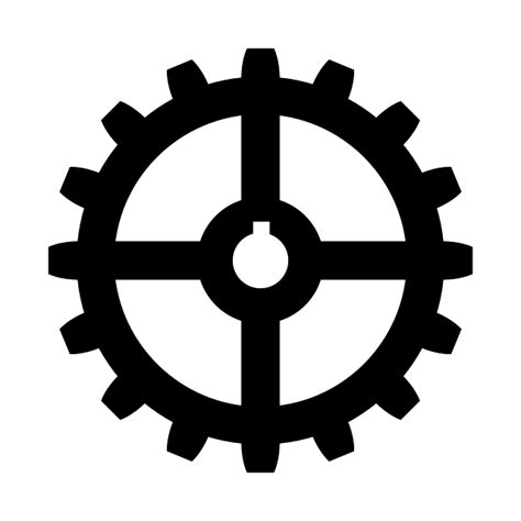 Sfu Cogs 100 Outline by Free Pictures Cogwheel 30 Images Found