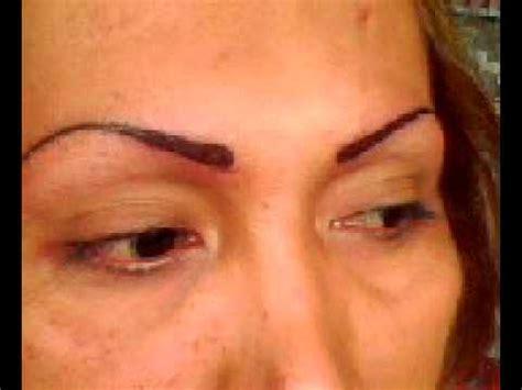 tatuajes de las cejas cejas maquillaje permanente lima tatuajes de cejas youtube