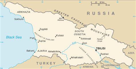 A Place Qartulad Georgien Geographie Und Karte