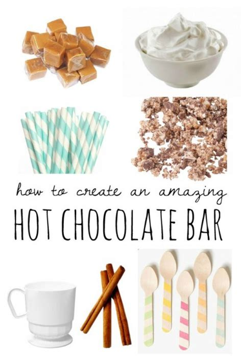 Toppings For Chocolate Bar by How To Create A Chocolate Bar