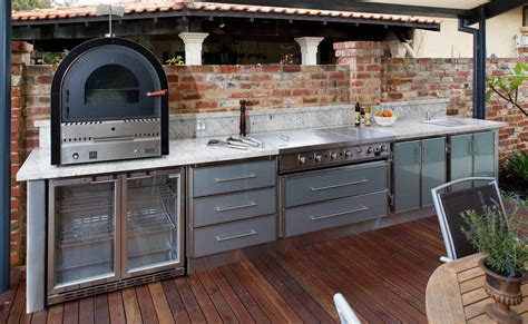 outdoor kitchen ideas australia outdoor kitchen design ideas from six stylish perth homes