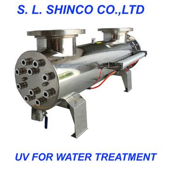 master water conditioning corp uv l auto cleaning uv sterilizer for waste water discharge