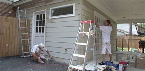 Turning A Carport Into A Garage by Converting Storage Shed To Living Space Plans Guide