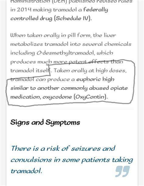 Detox Symptoms From Tramadol by Tramadol Addiction Help Health 3 Nigeria