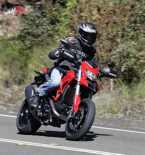 Ducati Hyper Motorrad by Review 2016 Ducati Hypermotard 939 Bike Review
