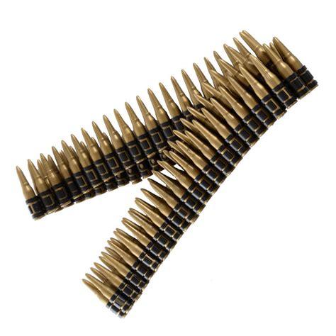 gold adjustable ammo soldier bandit bullet belt fancy