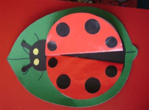 ladybug pattern for kindergarten 32 best ladybug crafts images on pinterest ladybug