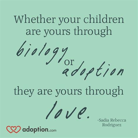 adoption quotes inspiration a collection of ideas to