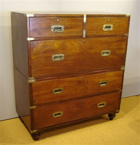 navy chest of drawers antique military chest mahogany caign chest antique