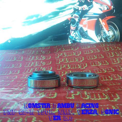 Komstir Bambu Komstir Racing Yb100 upgrade kemudi handling cbr honda sport moge dengan komstir bambu racing cnc pimp ma bike