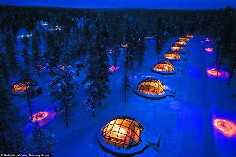 best hotels to see northern lights kakslauttanen hotel igloo village in saariselk 228 offers