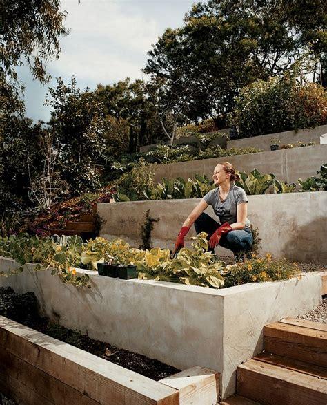 Vegetable Garden On A Slope 79 Best Images About Slopes On Hillside