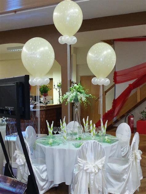 hochzeit mit ballons dekorieren ballongeschenk zur