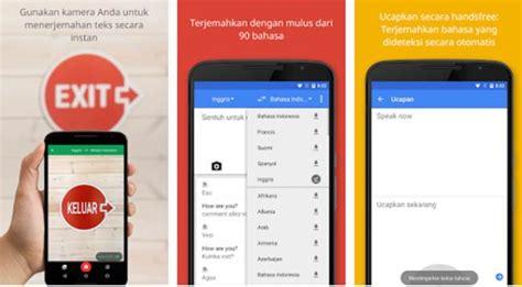 1001 tutorial bahasa inggris app for android download aplikasi google translate offline di android
