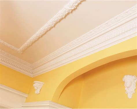 polistirolo per soffitto cornici in polistirolo o in gesso guida installazione