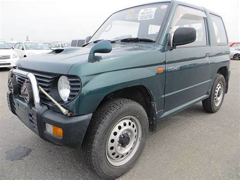 Durban Port Car Sales by 1996 Mitsubishi Pajero Mini H56a Stock In Durban Port For