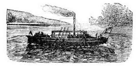 barco de vapor 1787 john fitch evolucion de la tecnologia timeline timetoast timelines