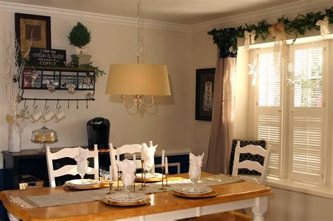 Dining Room Coffee Bar Another Stay Home Deck The Halls