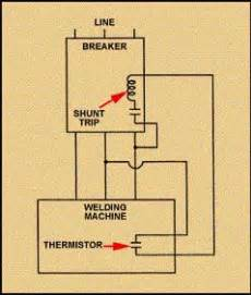 how to wire a shunt trip breaker wiring diagram review ebooks