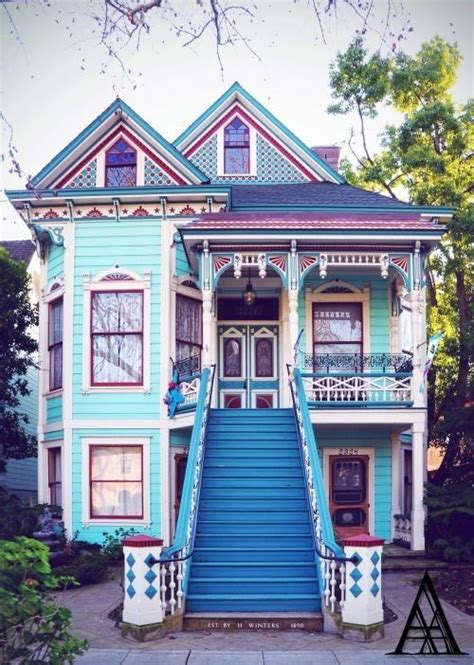 colorful homes 254 best images about painted on