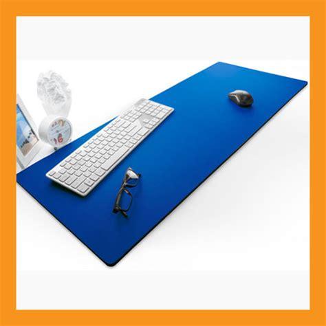 Extra Large Desk Mouse Pad 37 X 15 Neoprene 6mm Padded Large Desk Pad