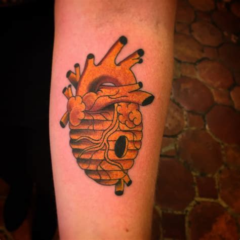 heart of gold tattoo andrew king yelp