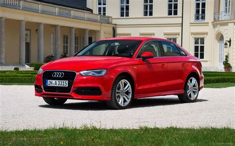 Audi A3 Saloon by Audi A3 Saloon 2014 Widescreen Exotic Car Pictures 06 Of